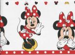 Disney Deco Minnie Mouse Wallpaper Border MN3502-1 By Dandino For Galerie